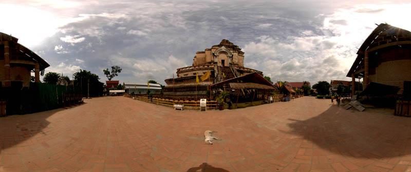 Wat Chedi Luang Entrance Fee Wat Chedi Luang 2008